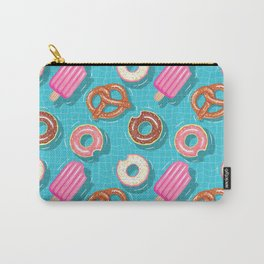 Poolparty doughnuts, pretzel,lollies Carry-All Pouch