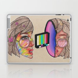 Happiness of Another World Laptop & iPad Skin