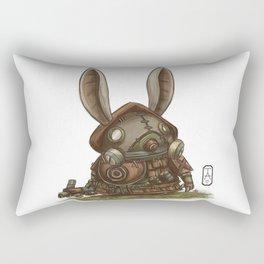 Explorer by Aleck Rectangular Pillow