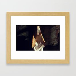 Madame Framed Art Print