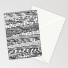 Fields in B&W Stationery Cards