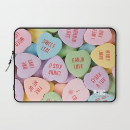 THC Valentine Laptop Sleeve