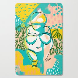 Willendorf Beach Cutting Board