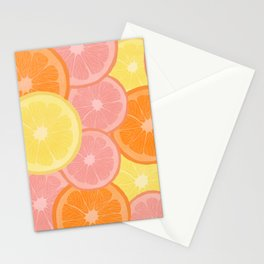 Citrus State of Mind Stationery Cards