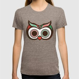 Day 0f the Dead Owl T-shirt