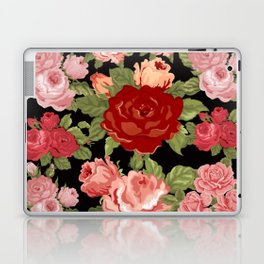 FLOWERS FOR MOM Laptop & iPad Skin