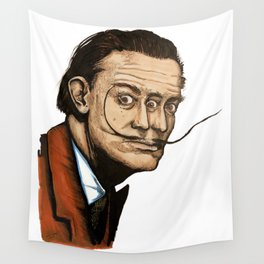 Dali Wall Tapestry