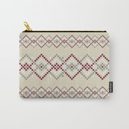 Jacquard 04 Carry-All Pouch