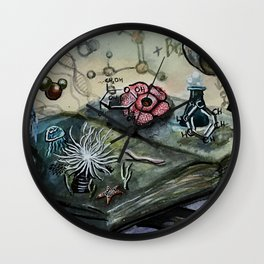 World of science Wall Clock