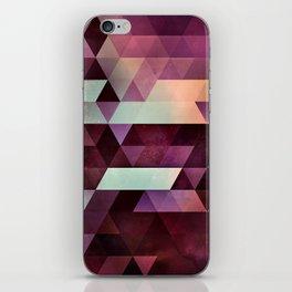 ryzspyz iPhone Skin