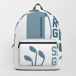 Real Grandpas Play Golf Then Take a Nap Grandfather Gift  Backpack