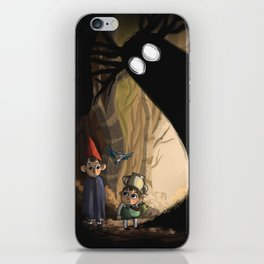 Over the garden wall iPhone Skin
