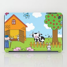 Farm iPad Case