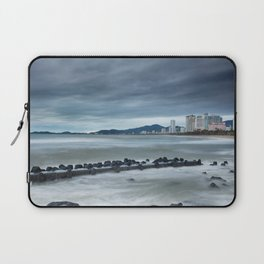 Morning Skyline Nha Trang Vietnam Laptop Sleeve