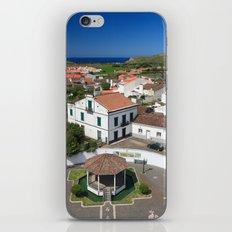 Azorean parish iPhone & iPod Skin