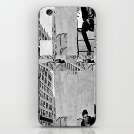 Urban Plate iPhone Skin