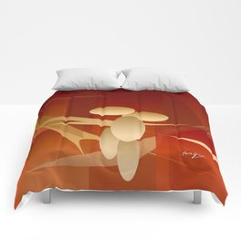 Woman and Passion Comforters