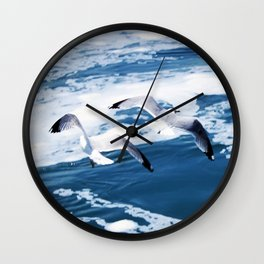 Couple Wall Clock