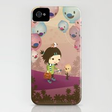 Balloon Tree Song iPhone (4, 4s) Slim Case