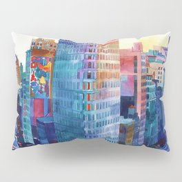Flatiron Pillow Sham