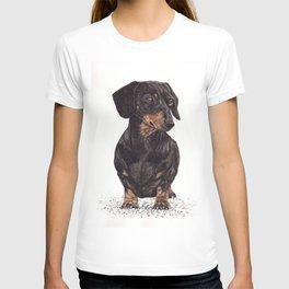 Dog-Dachshund T-shirt