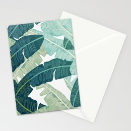 Tropical oasis Stationery Cards