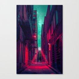 ▲ TRIANGLE ▲ Canvas Print