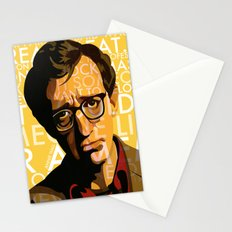 Woody Allen - Annie Hall I Stationery Cards