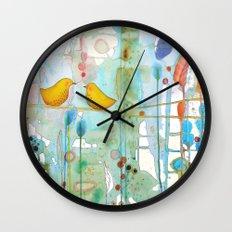 dans chaque coeur Wall Clock