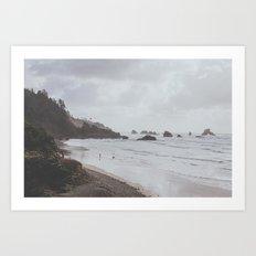 Oregon XI Art Print