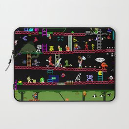 50 Classic Video Games Laptop Sleeve