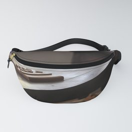 A Thinking Man's Game Fort Stanton New Mexico Fanny Pack