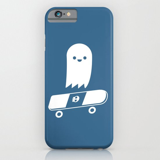 Skate Ghost iPhone & iPod Case