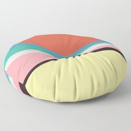june spectrum Floor Pillow