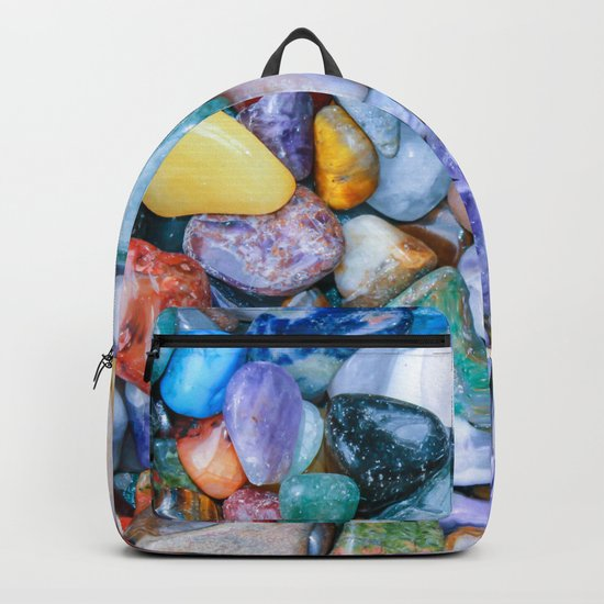 Vibrant Pebbles by hommie