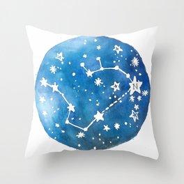 Big Dipper Love Throw Pillow