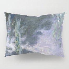 Monet, Water Lilies, Nympheas, 1907 Pillow Sham