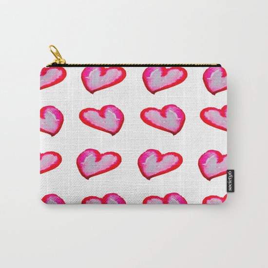 She Said She Wouldn't Go, Hearts! Carry-All Pouch