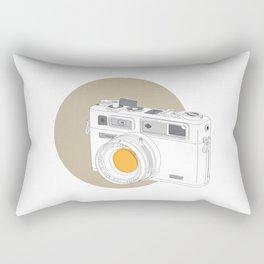 Yashica Electro 35 GSN Camera Rectangular Pillow