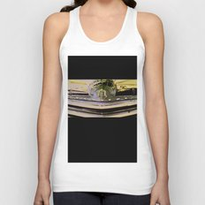 The Old Pontiac Unisex Tank Top