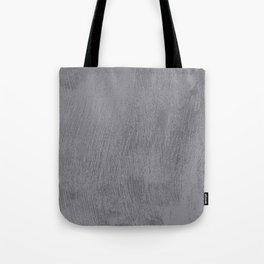 Textured Gray Tote Bag