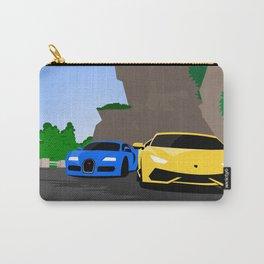 Lamborghini & Bugatti Carry-All Pouch