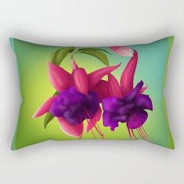 Fuchsia Rectangular Pillow