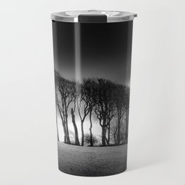 The Copse at Garngoch Common Travel Mug