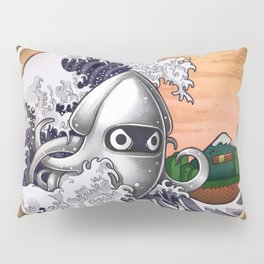 THE GREAT WAVE Pillow Sham