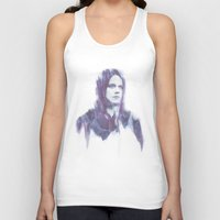 jack white Tank Tops featuring Jack by Alec Hawkins