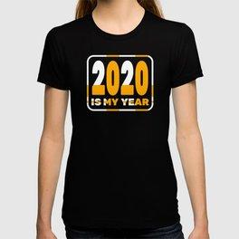 2020 Happy New Year Resolution T-shirt