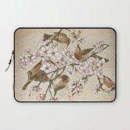 Too many birds Laptop Sleeve