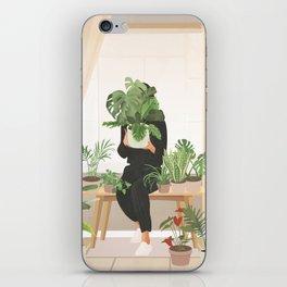 My Little Garden II iPhone Skin