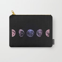 Ultraviolet Moon Carry-All Pouch